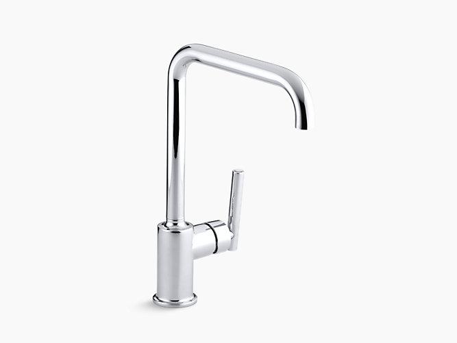 Purist® Single-hole kitchen sink faucet