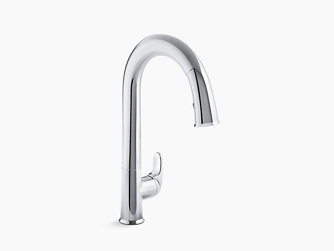 Sensate® タッチレス(引出式) キッチン水栓