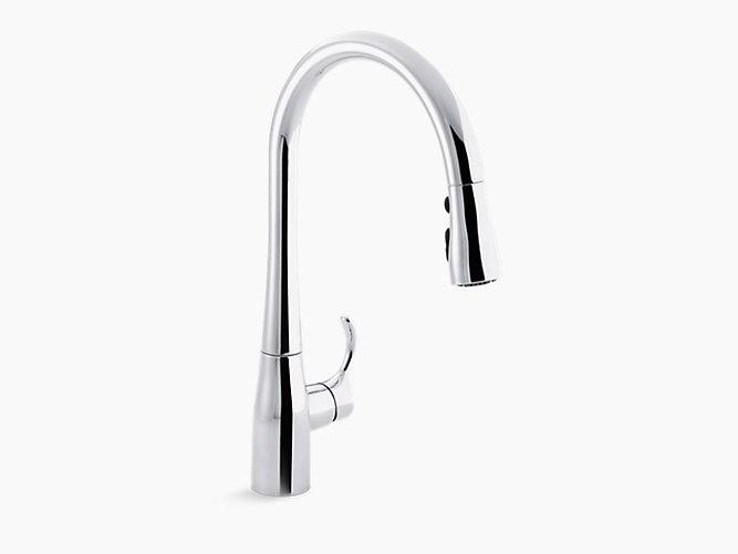 Simplice® 引出式スプレーキッチン水栓