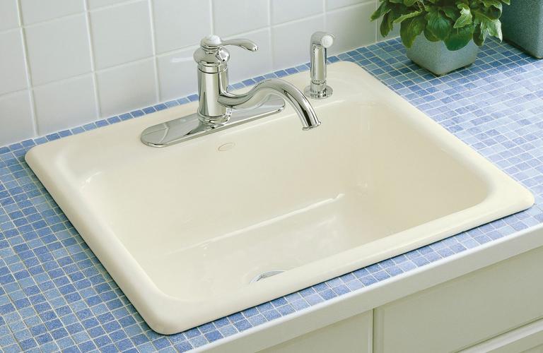 Cape Dory® Kitchen Sinks · Mayfield™ Kitchen Sinks